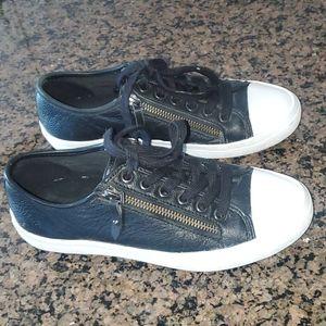 Coach leather ladies shoes